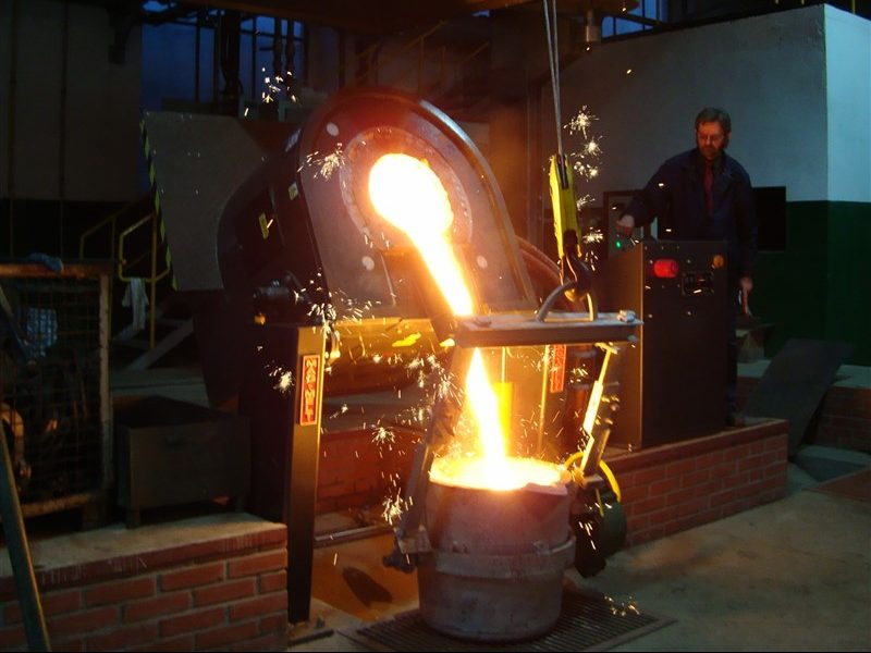 New Furnaces Induction Furnace Technology From Meltech